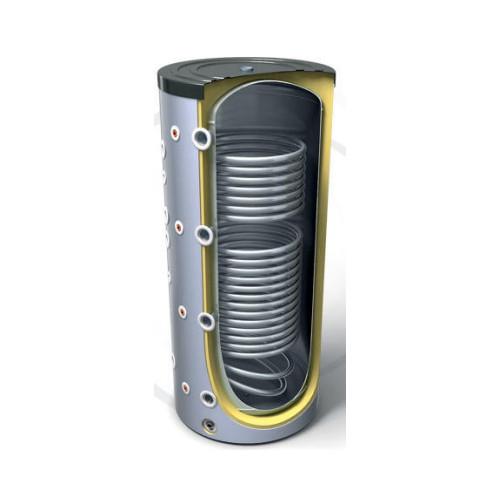 Δοχεία Αδρανείας L 500 - L 800 - L 1000 με Μία Σερπαντίνα