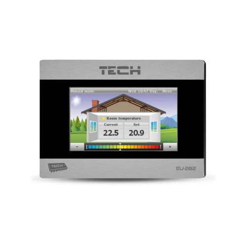 Room Regulators - Ψηφιακοί Θερμοστάτες Χώρου TECH